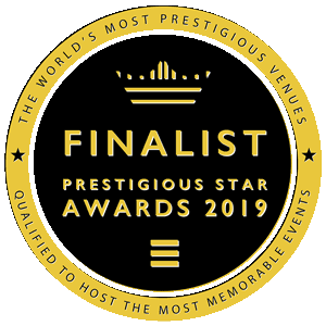 Finalist in Prestigious Star Awards 2019