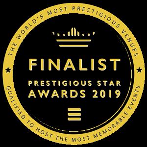 Finalist in Prestigious Star Awards 2019