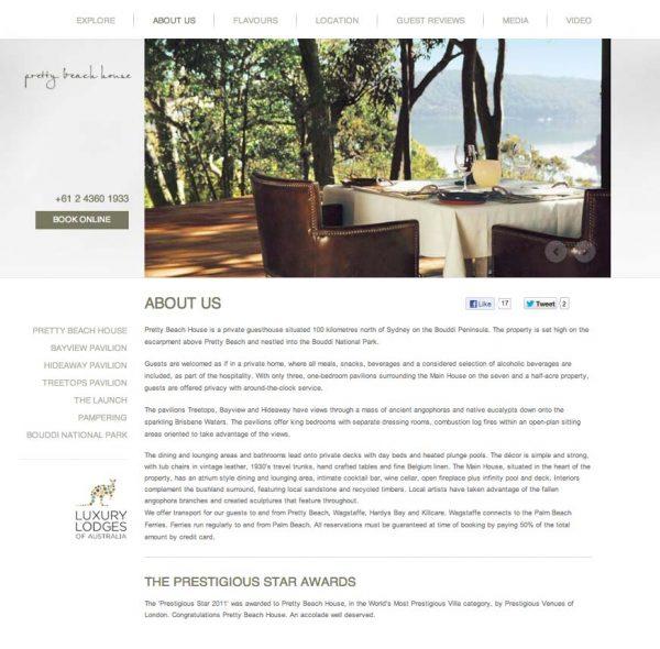 Pretty Beach House, Prestigious Star Awards 2011, Press Coverage