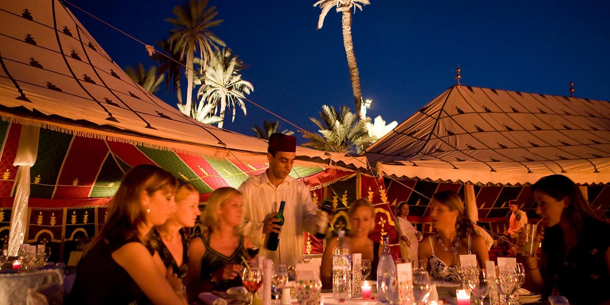 Private Dining, Micemorocco, Prestigious Star Awards, Prestigious Venues