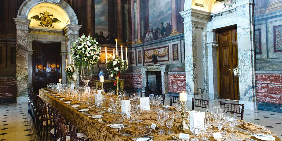 Private Dining Venue, Blenheim Palace, Prestigious Venues