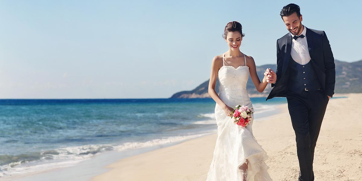 Seaside Wedding, Forte Village Resort, Prestigious Venues