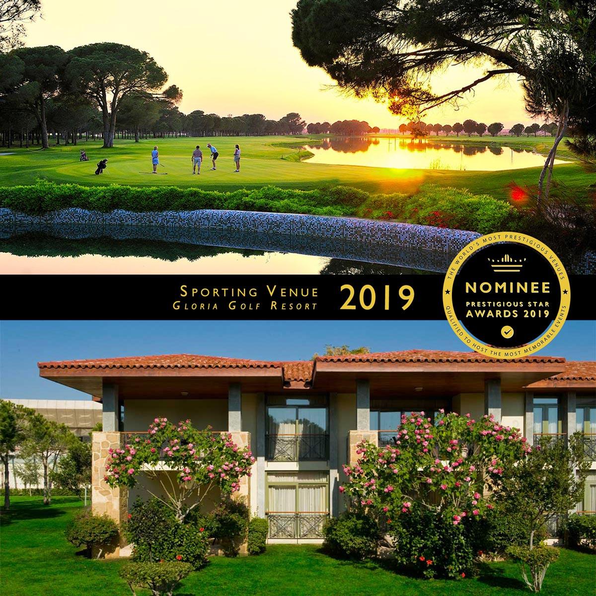 Gloria Golf Club at Gloria Golf Resort