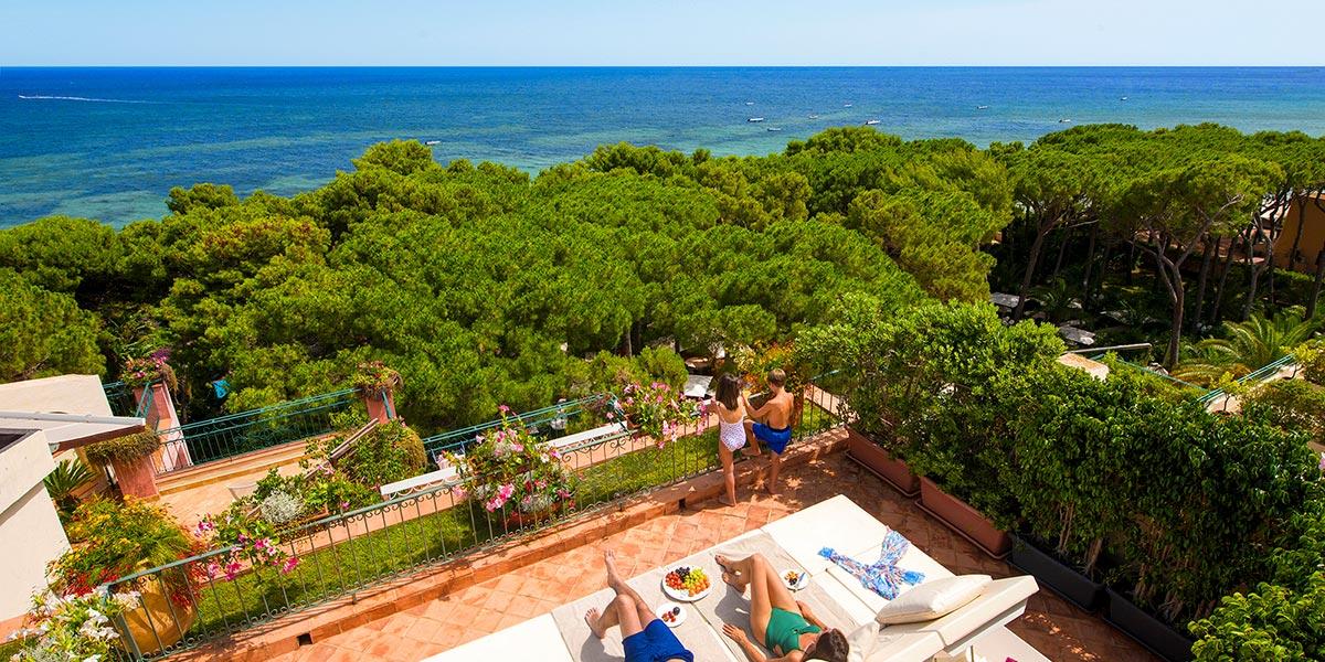 Terrazza Suite Reale, Forte Village, Prestigious Venues