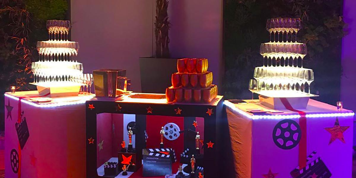 Themed Catering Supplier in Paris, Potel & Chabot, Prestigious Venues