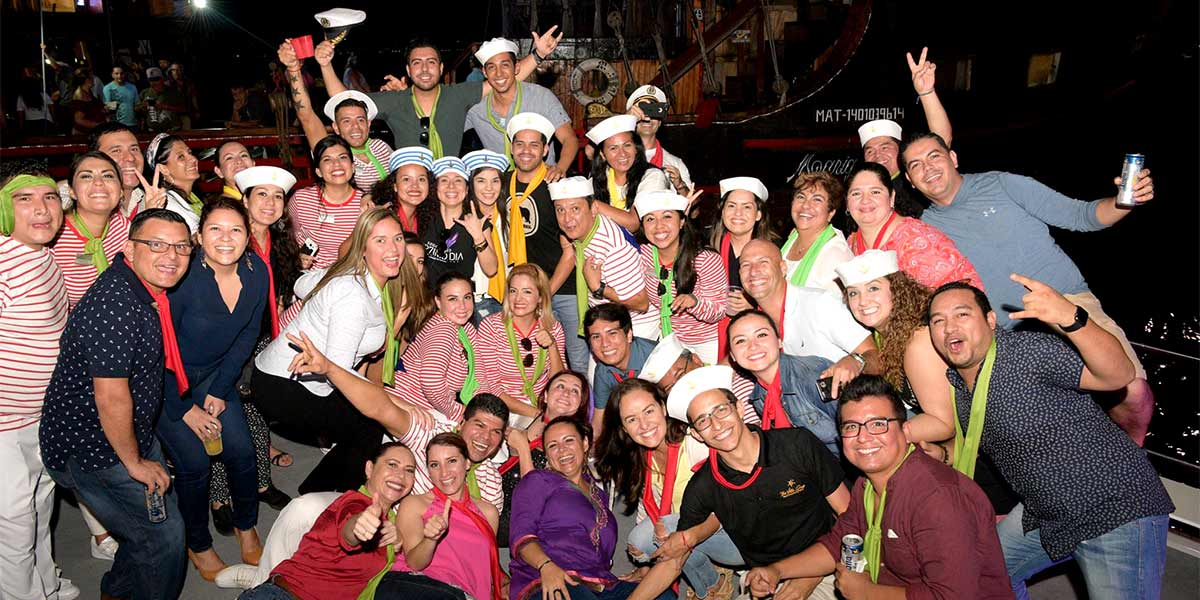 Themed Events in Mexico, Tropical Incentives, Prestigious Star Awards