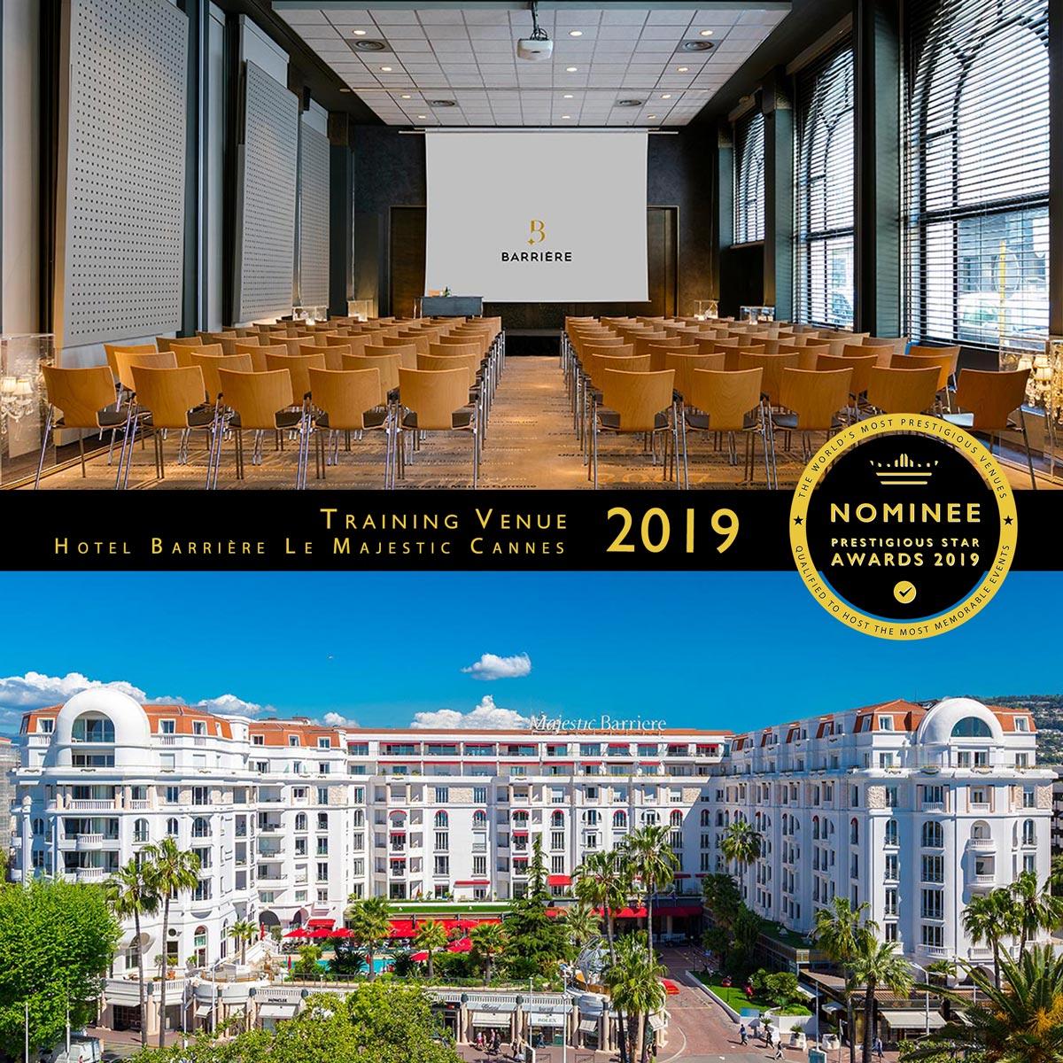 Le Fouquet's Cannes at Hotel Barrière Le Majestic Cannes