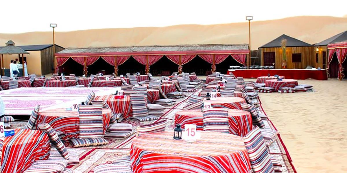 Travel in Dubai, Desert Gate, Prestigious Star Awards
