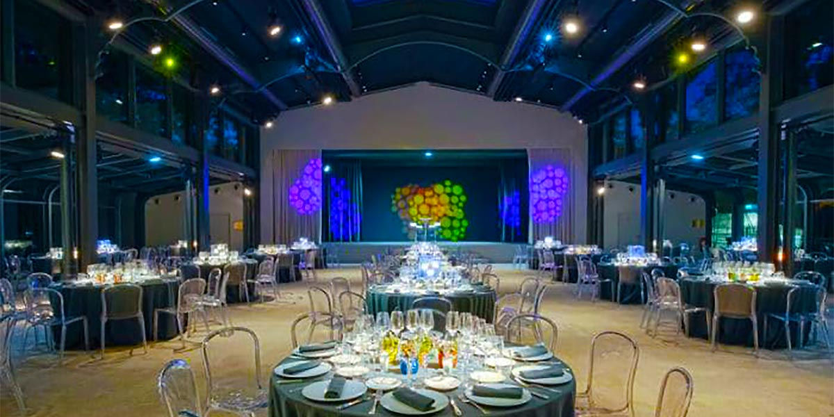 Uniqe Event Supplier in Paris, Potel & Chabot, Prestigious Venues
