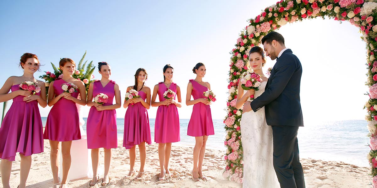Wedding Damigelle, Forte Village Resort, Prestigious Venues