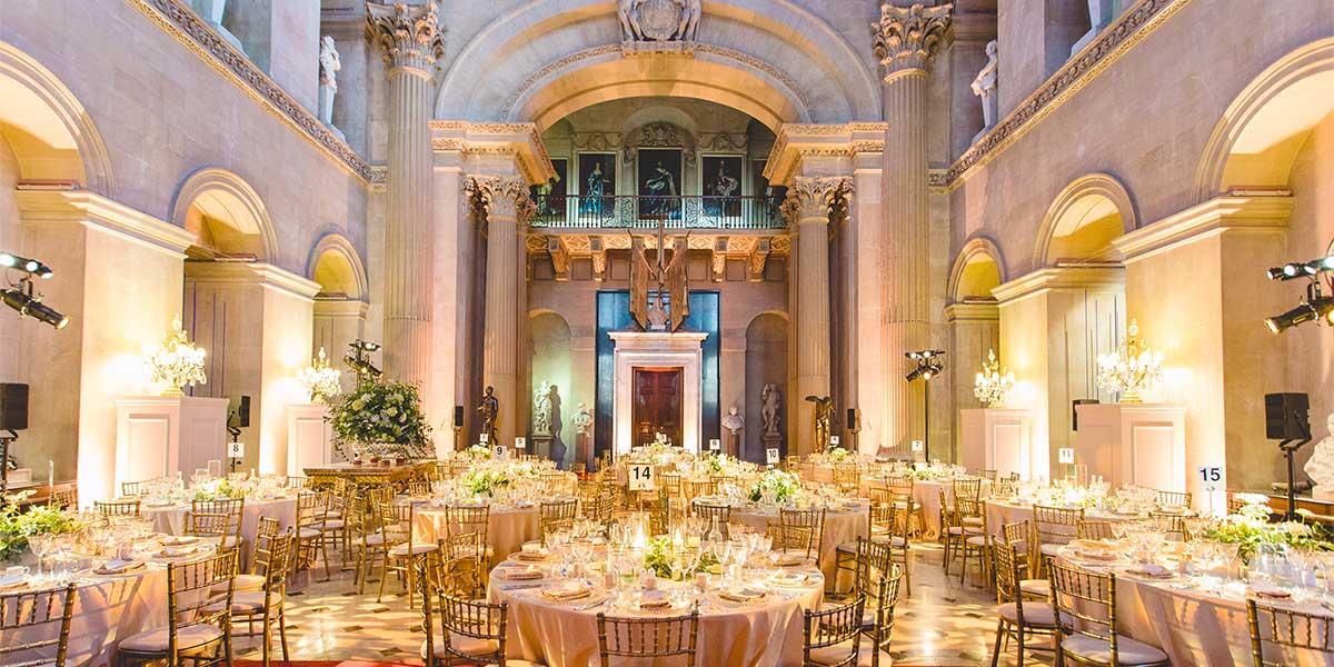 Wedding Reception Venue, Blenheim Palace, Prestigious Venues
