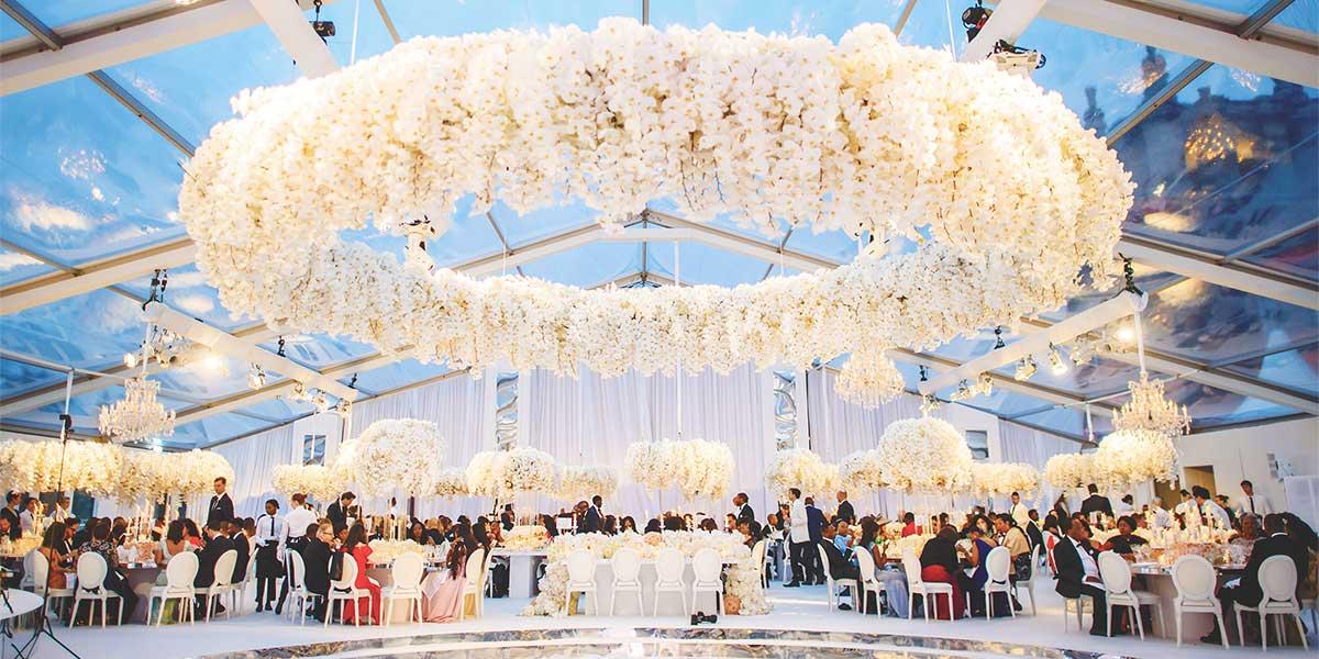 Wedding Venue In The UK, Blenheim Palace, Prestigious Venues