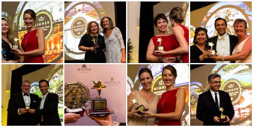 Winners In Prestigious Star Awards 2016