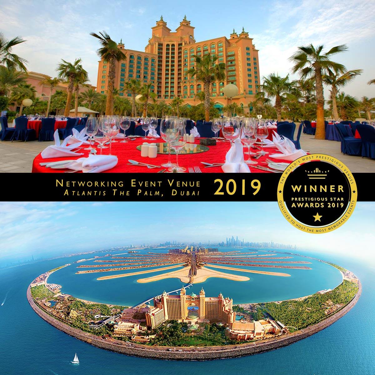 Silk Ballroom at Atlantis The Palm, Dubai