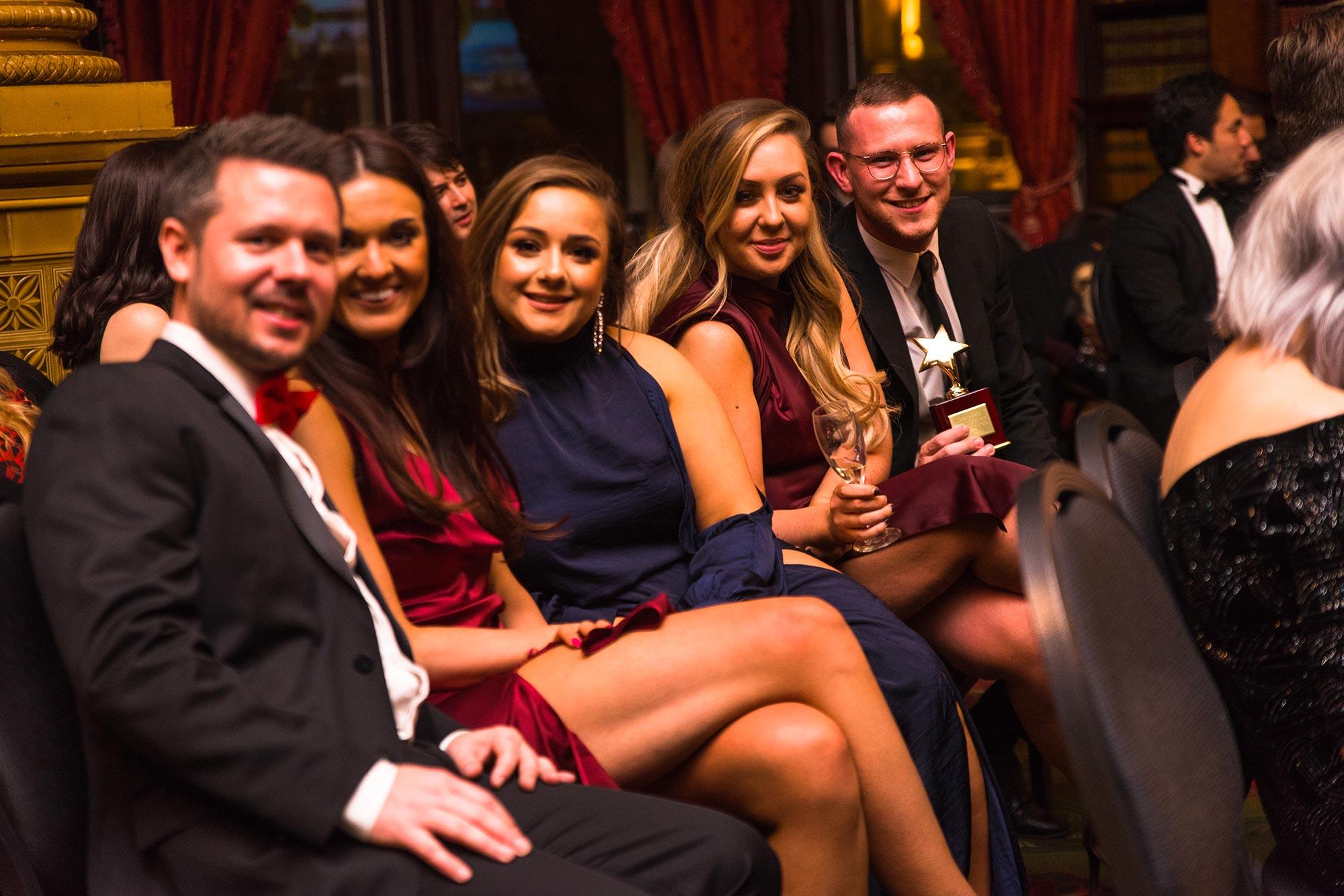 Prestigious Star Awards Grand Ball 2019, Prestigious Venues, 162