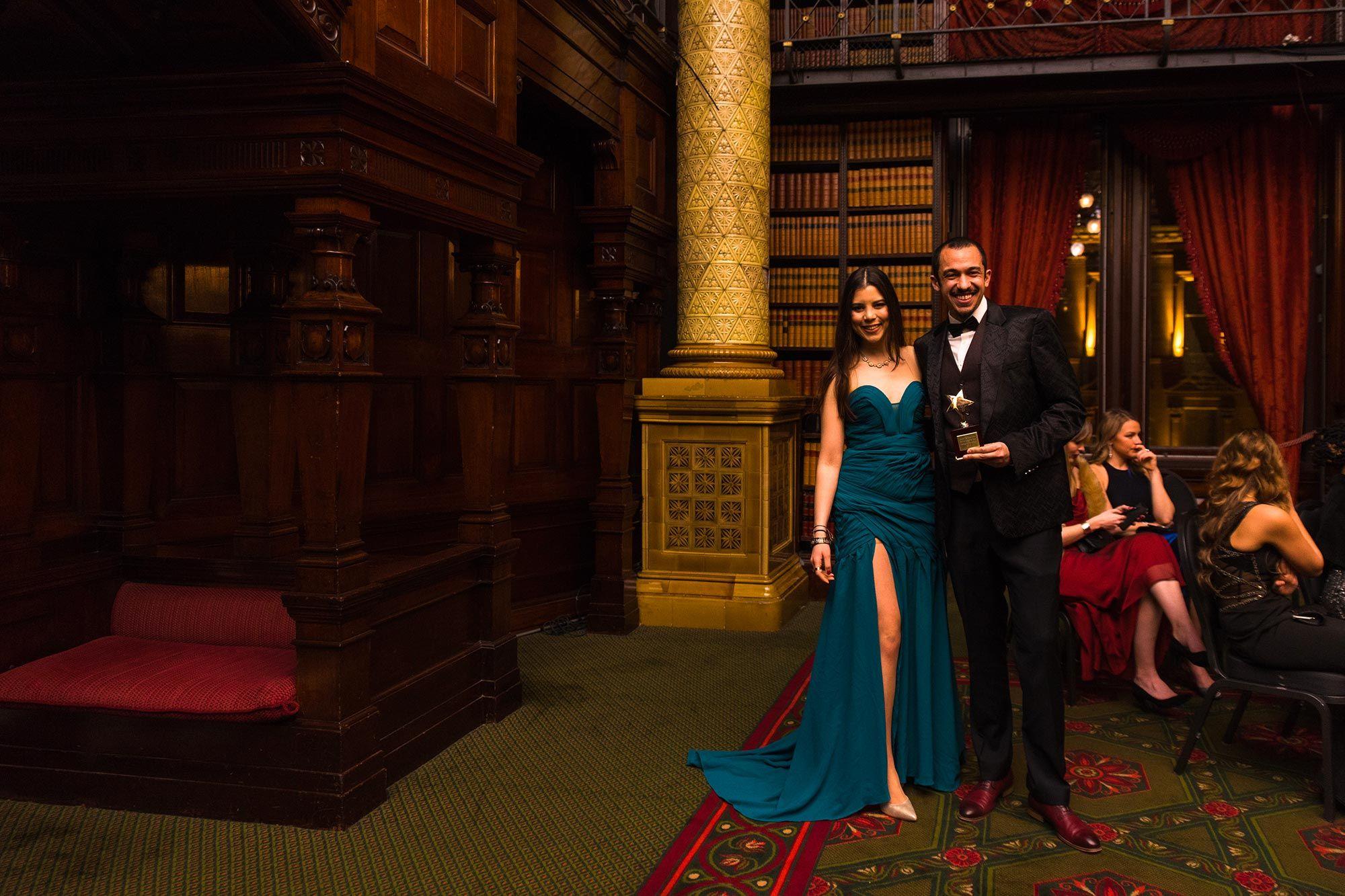 Prestigious Star Awards Grand Ball 2019, Prestigious Venues, 163