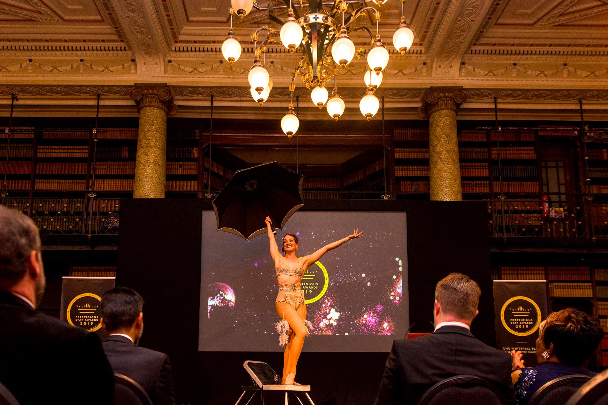 Prestigious Star Awards Grand Ball 2019, Prestigious Venues
