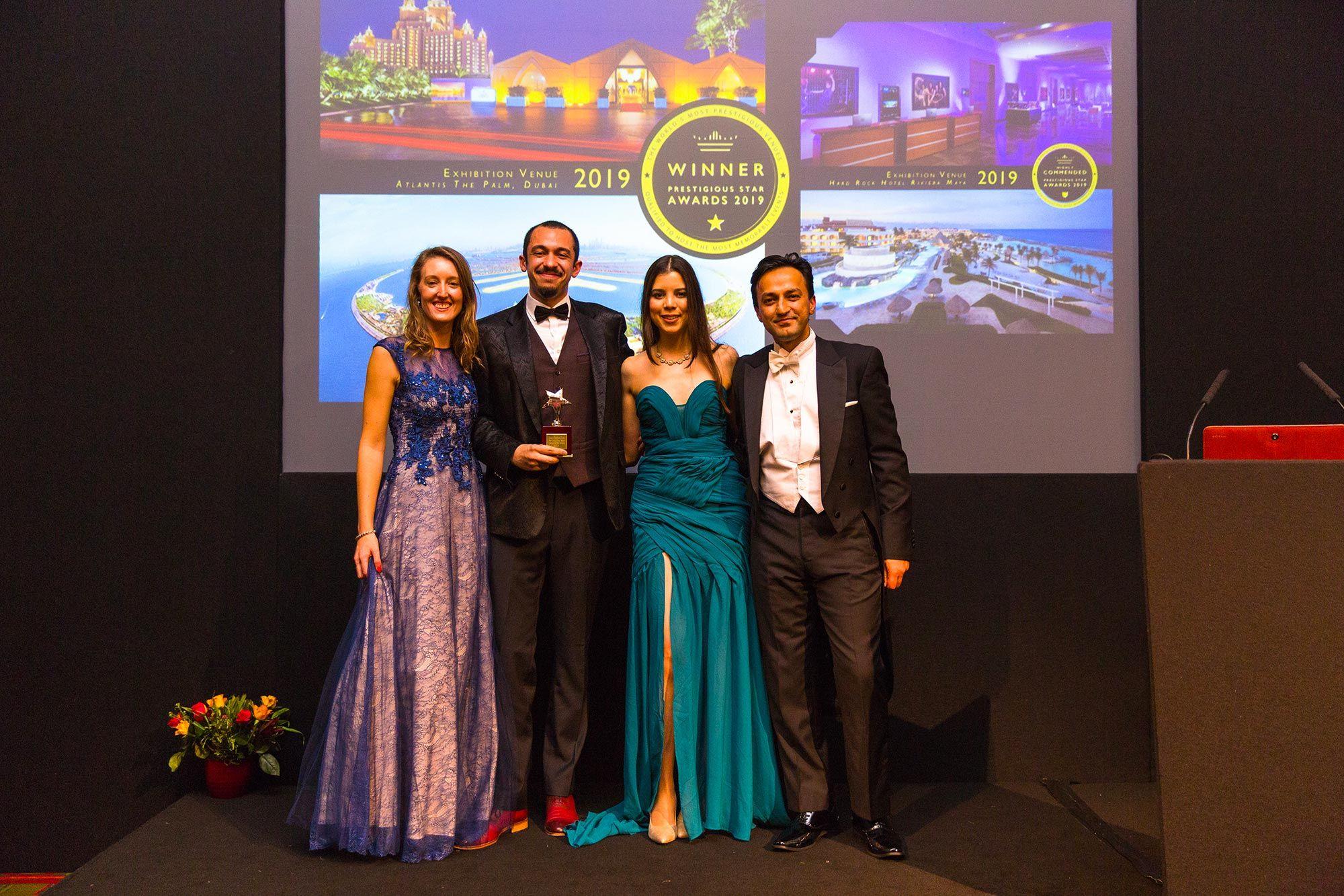 Prestigious Star Awards Grand Ball 2019, Prestigious Venues, 225