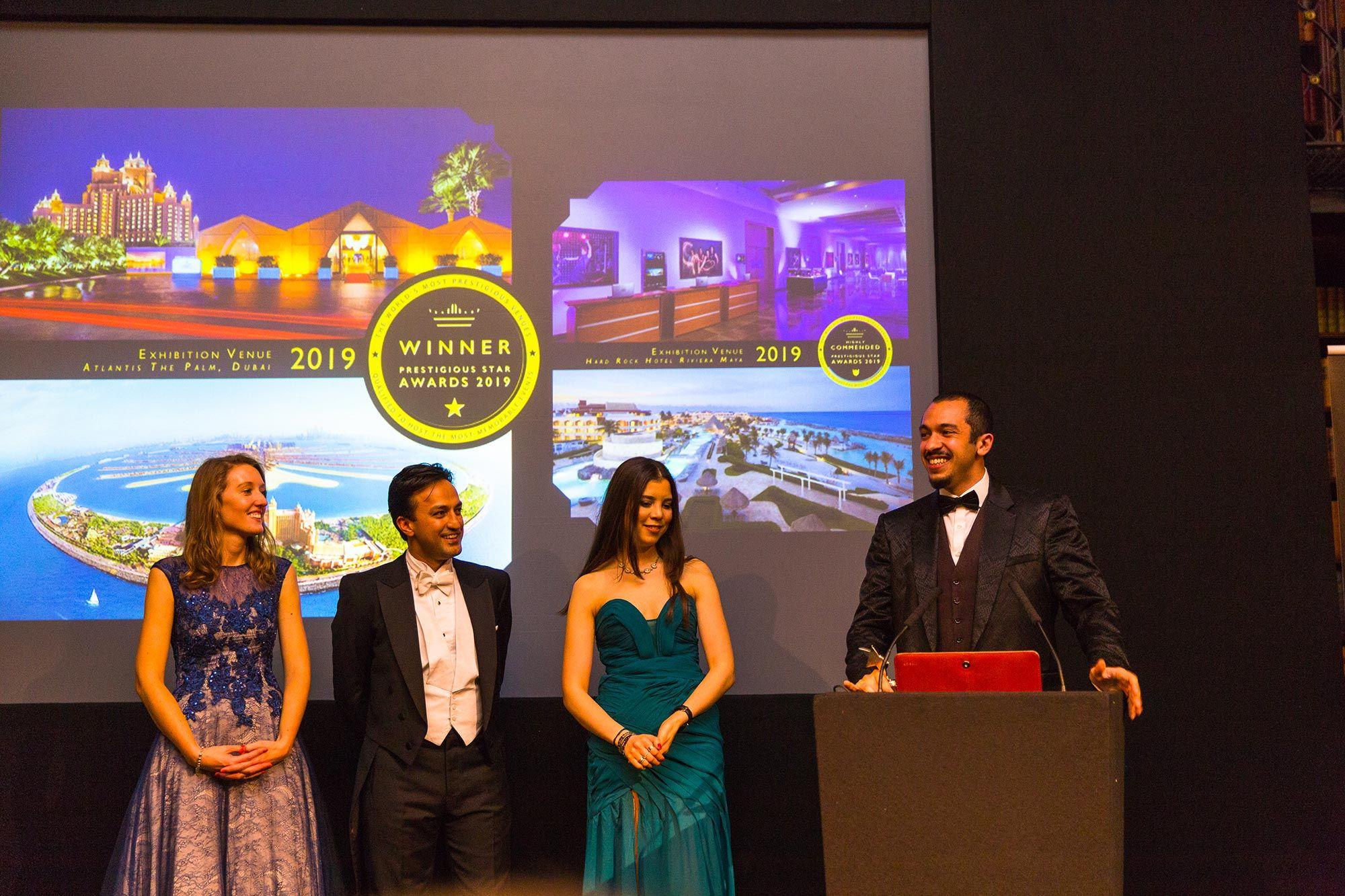 Prestigious Star Awards Grand Ball 2019, Prestigious Venues, 226