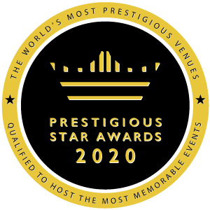 Luxury Venue Awards, Prestigious Star Awards 2020, 300px