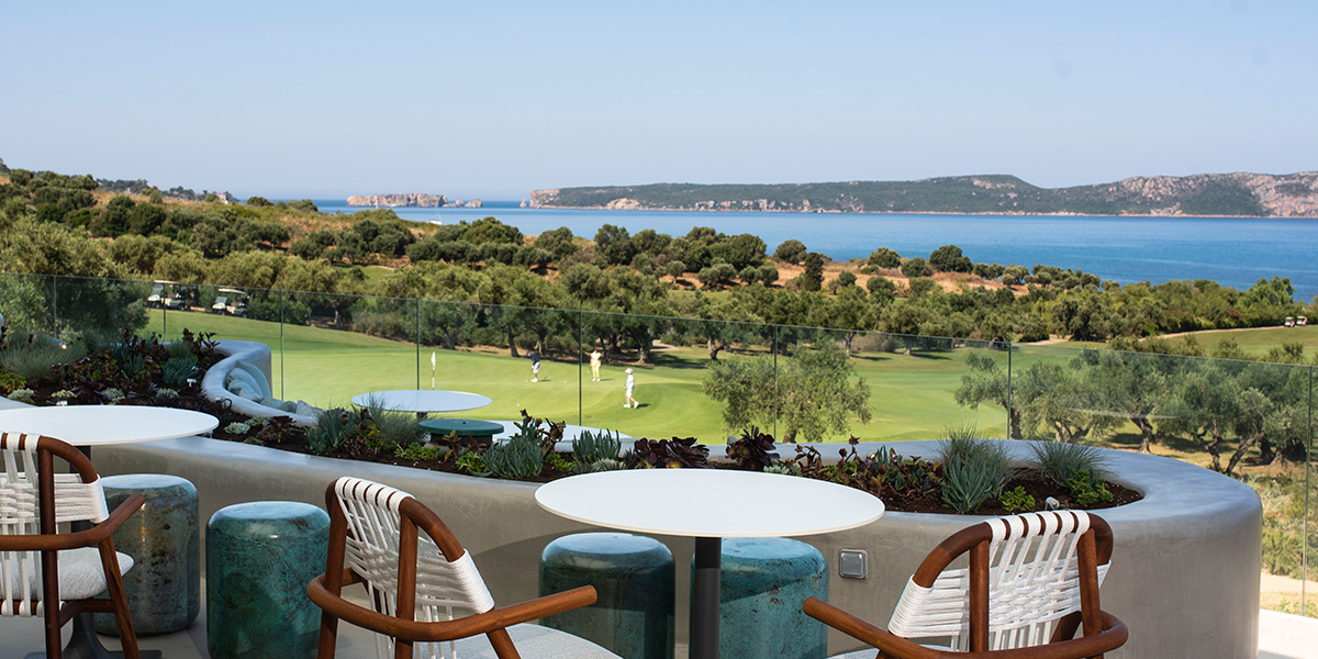 Bay Clubhouse, Costa Navarino, Prestigious Venues