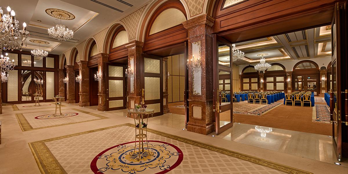 Beylerbeyi Ballroom, Titanic Mardan Palace, Prestigious Venues