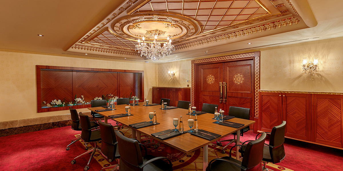 Birun Meeting Room, Titanic Mardan Palace, Prestigious Venues