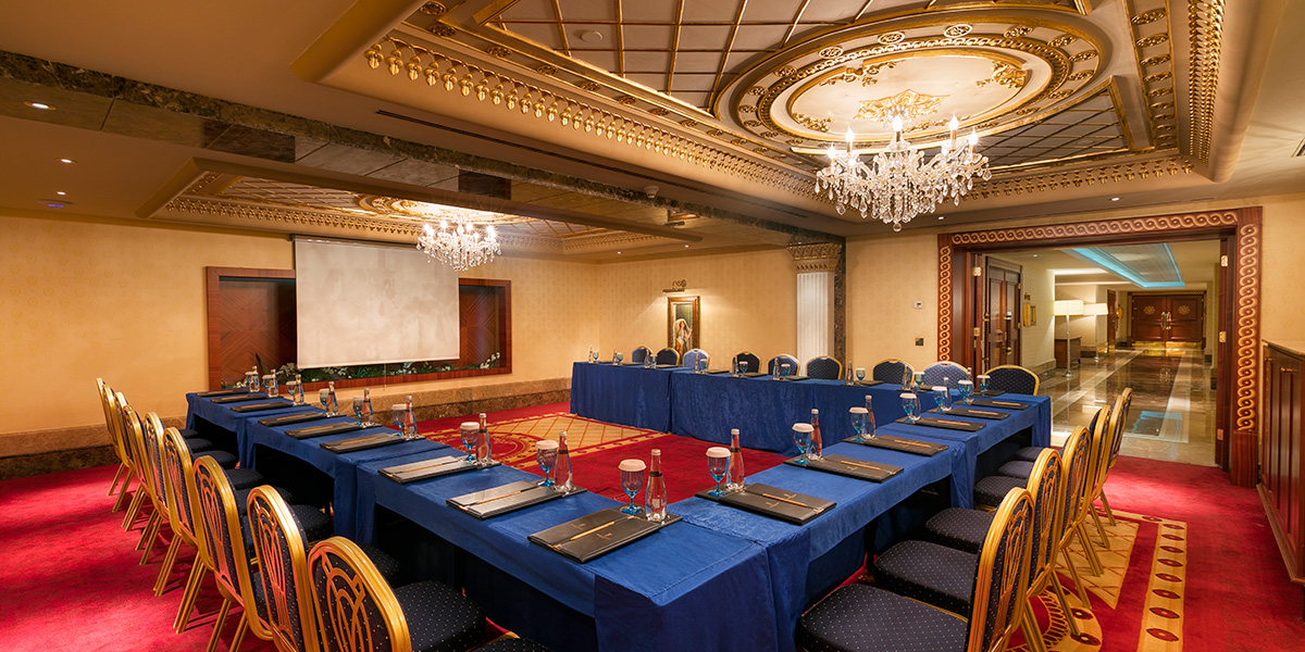 Board Meeting Event in Turkey, Titanic Mardan Palace, Prestigious Venues