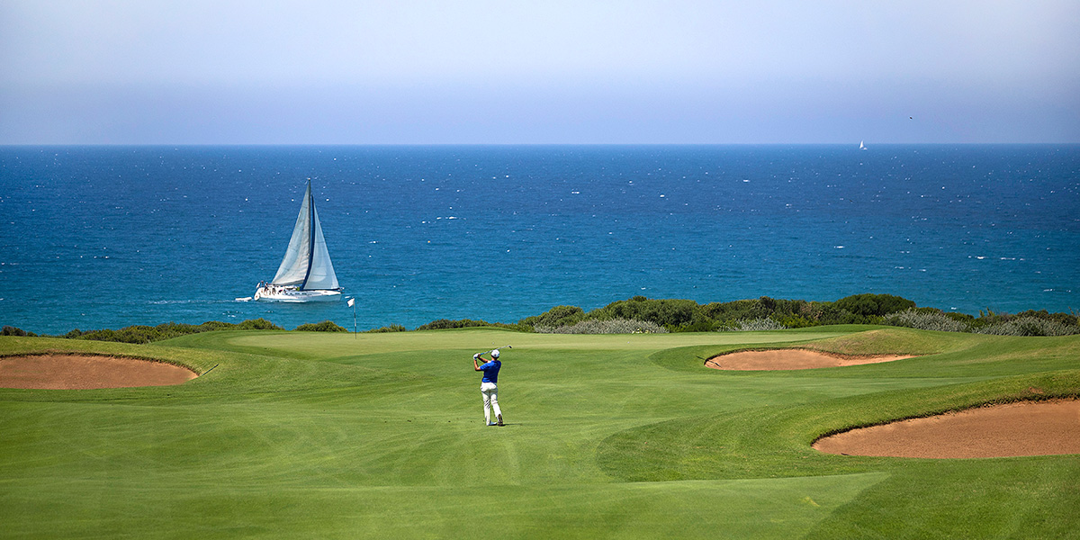 Golf By The Sea, Costa Navarino, Prestigious Venues