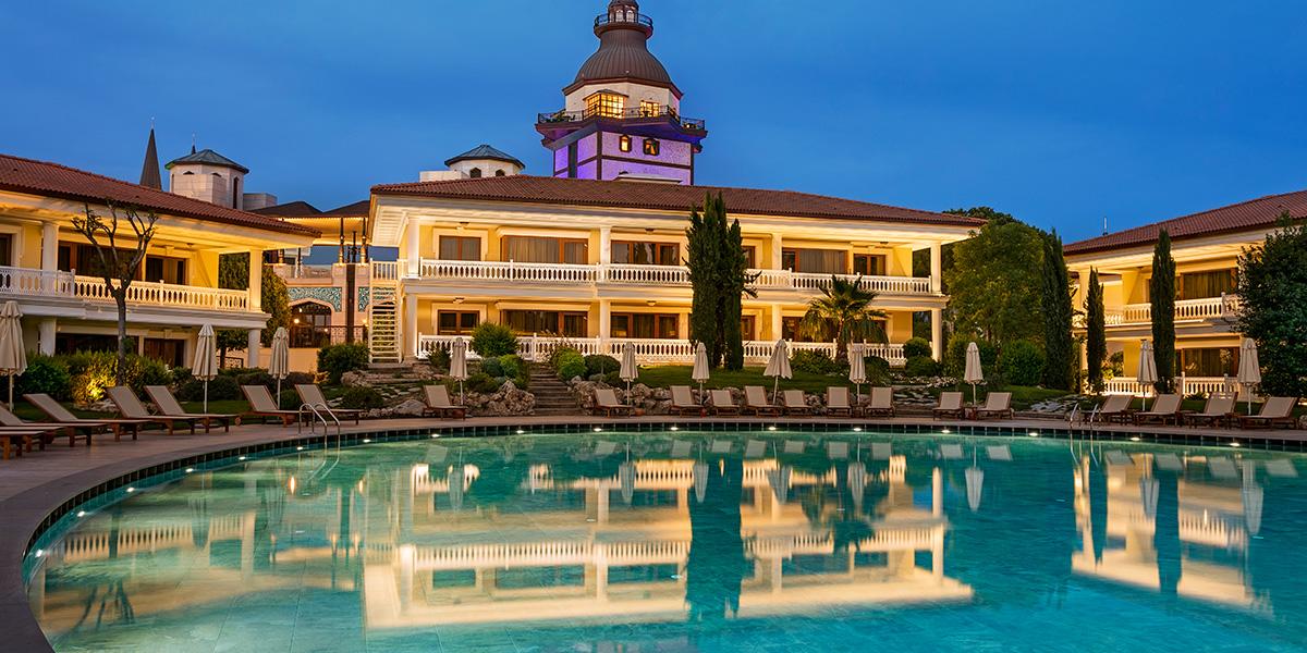 Lake House Venue, Titanic Mardan Palace, Prestigious Venues