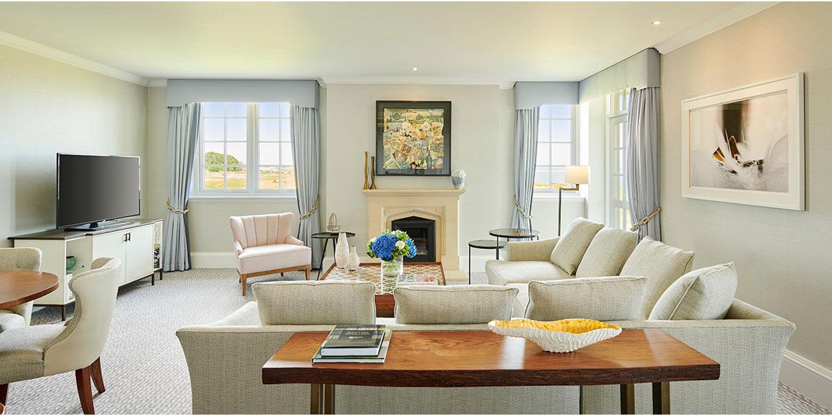 Private Luxury Suite, Fairmont St Andrews, Prestigious Venues
