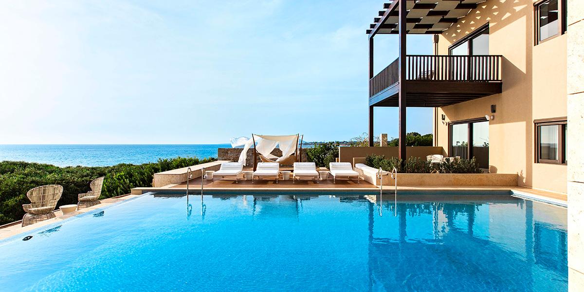 Private Pool Villa, Costa Navarino, Prestigious Venues