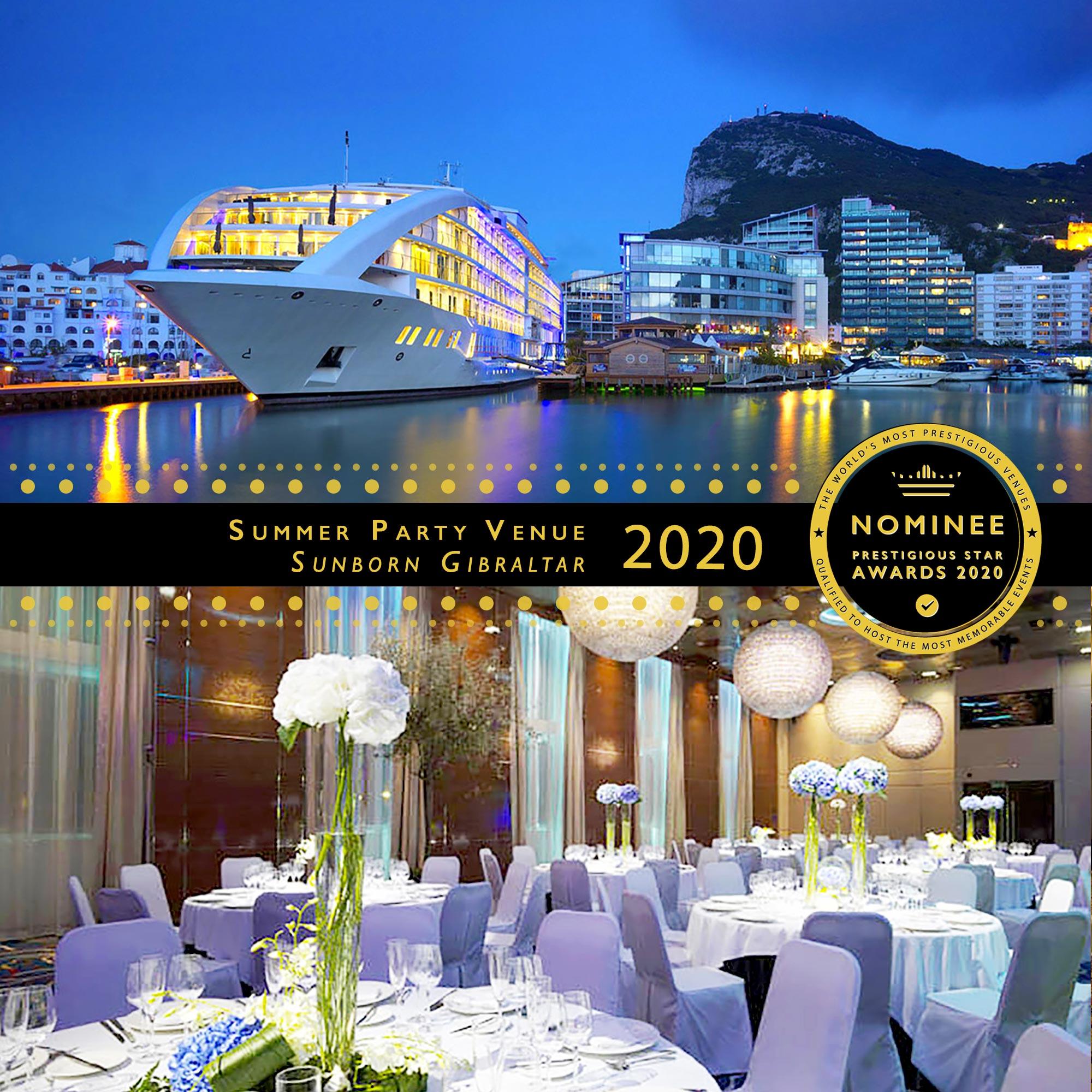 Barbary Restaurant at Sunborn Gibraltar