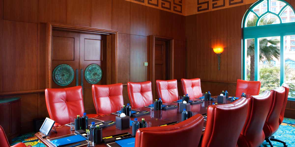 Board Meeting Atlantis The Palm Prestigious VEnues