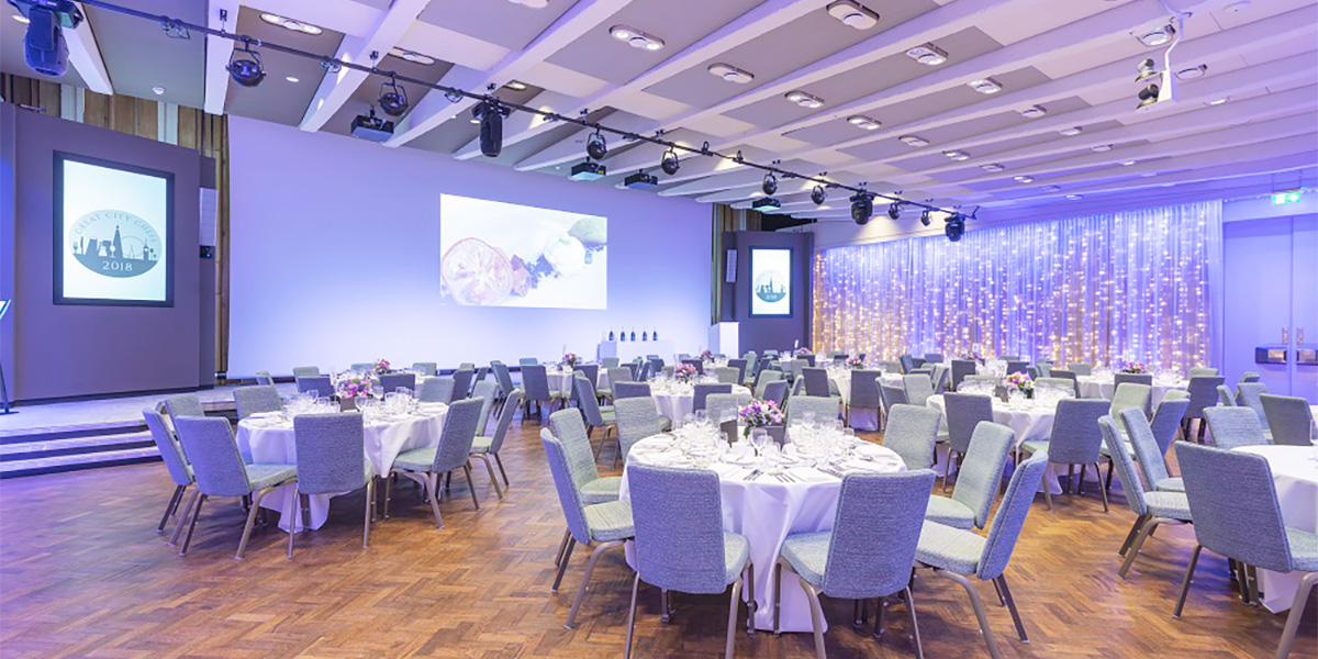 Christmas Party Venue, One Moorgate Place, Prestigious Venues
