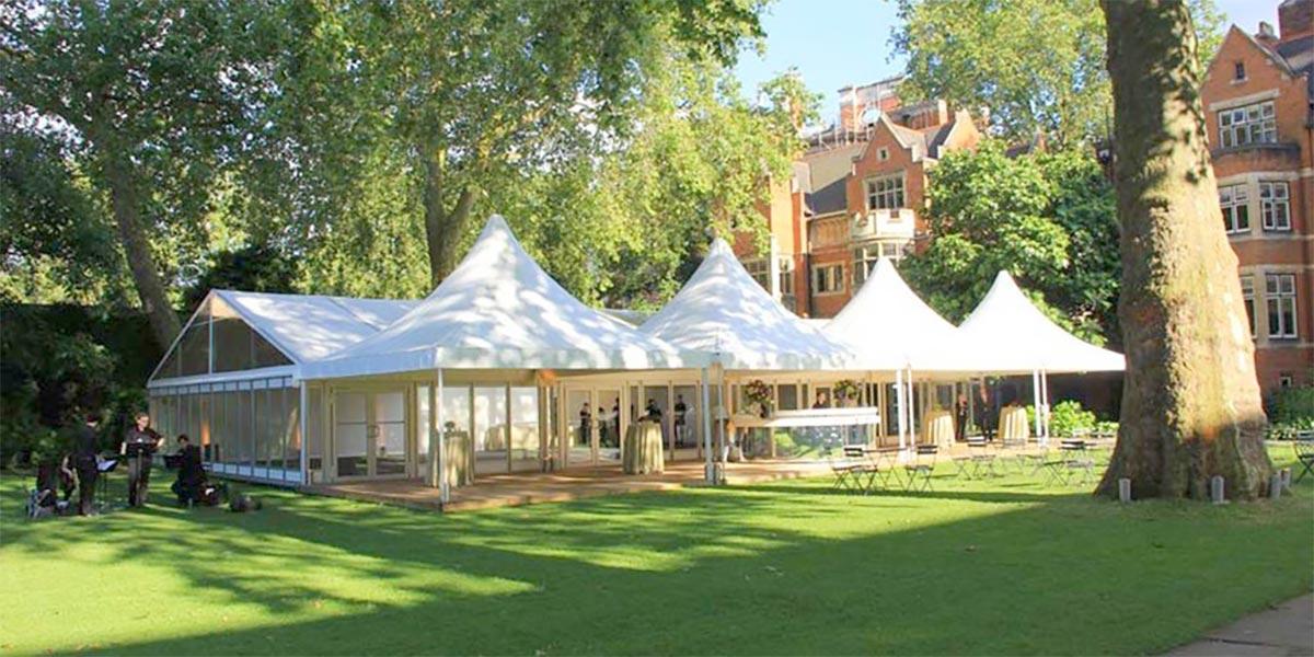 College Garden, Westminster Abbey, Prestigious Venues