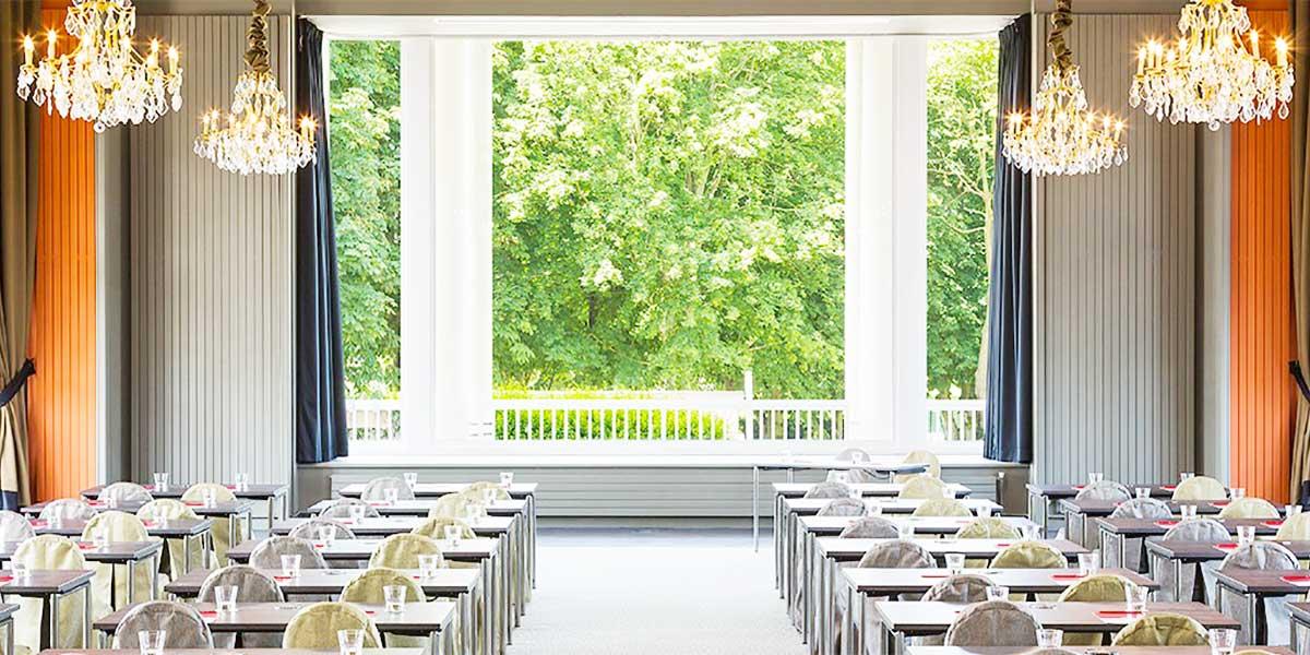 Conference Venue, Hôtel Barrière L'Hôtel du Golf, Prestigious Venues