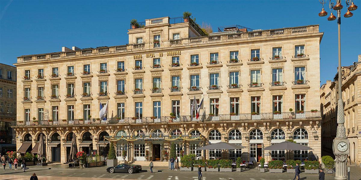 Corporate Incentive Venue, Intercontinental Bordeaux Le Grand, Prestigious Venues