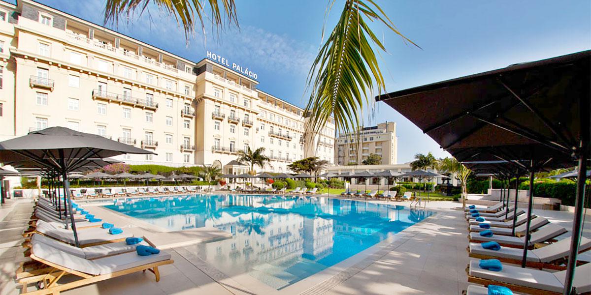 Exterior View 2, Palacio Estoril, Prestigious Venues