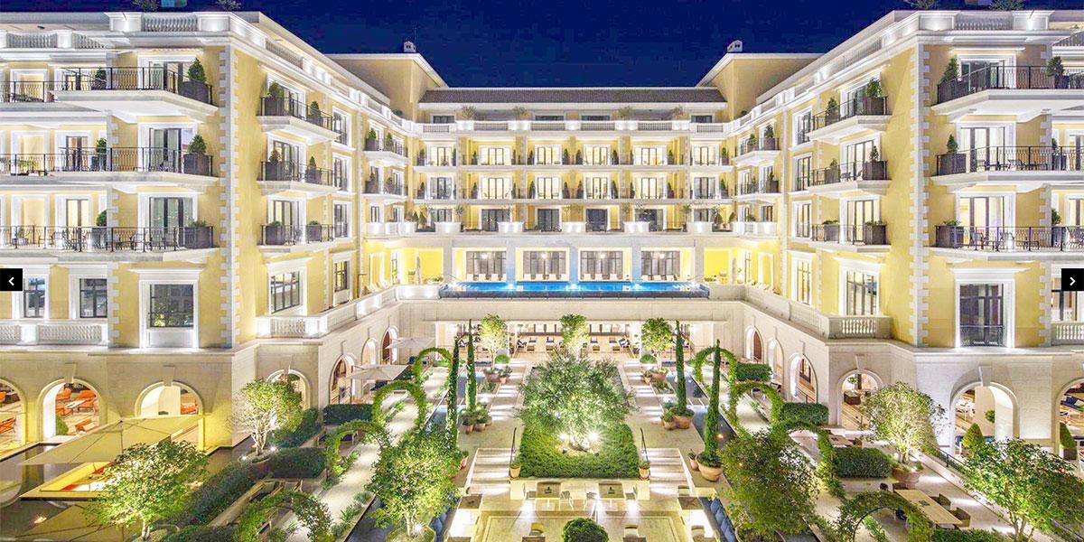 Exterior View 2, Regent Porto Montenegro, Prestigious Venues