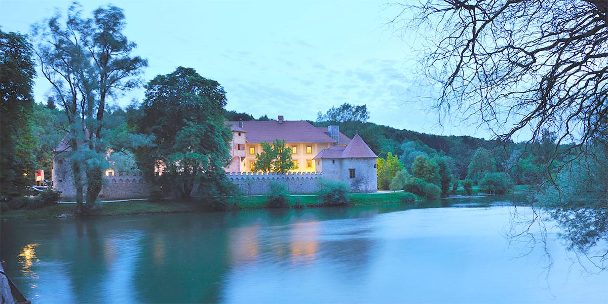 Exterior View, Hotel Grad Otočec, Prestigious Venues