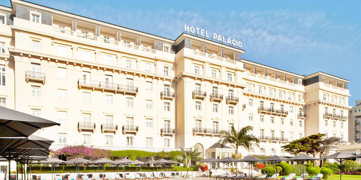 Exterior View, Palacio Estoril, Prestigious Venues