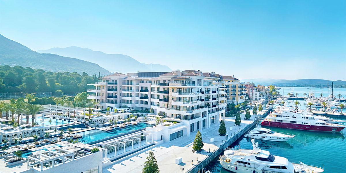 Exterior View, Regent Porto Montenegro, Prestigious Venues