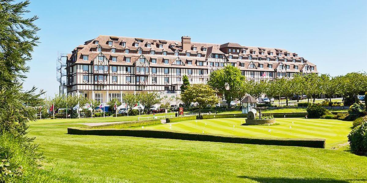 France Venue, Hôtel Barrière L'Hôtel du Golf, Prestigious Venues