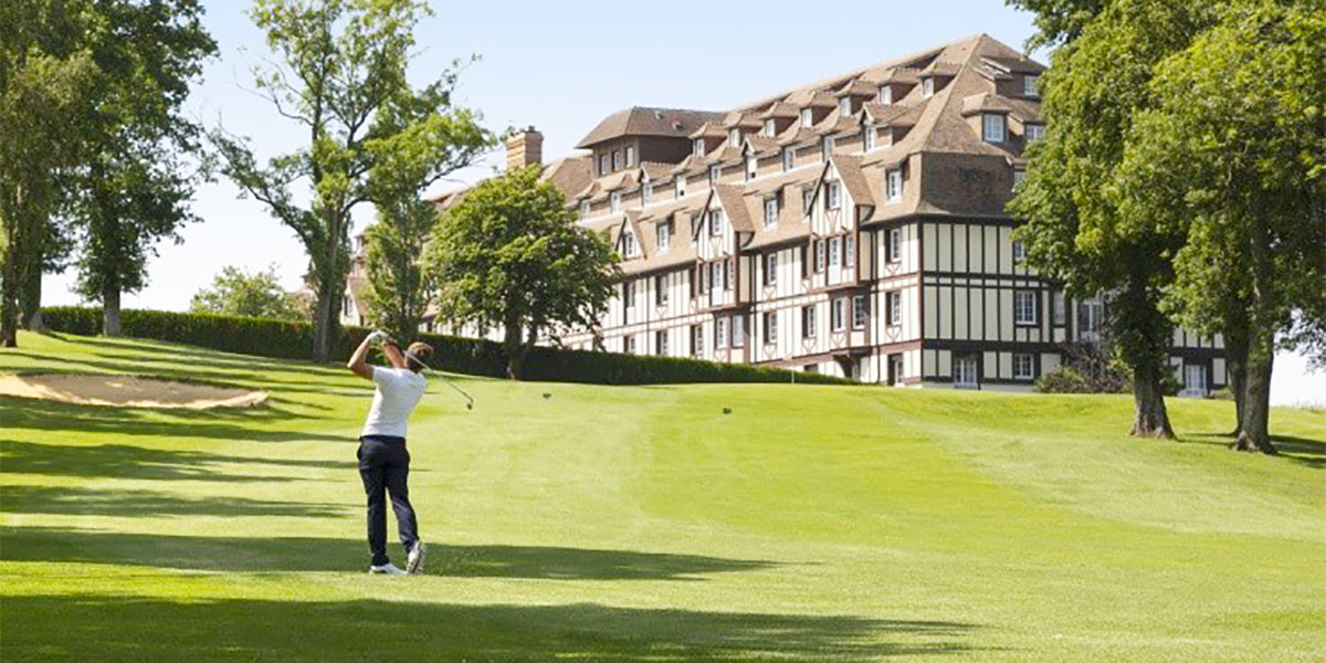Golf Venue, Hôtel Barrière L'Hôtel du Golf, Prestigious Venues