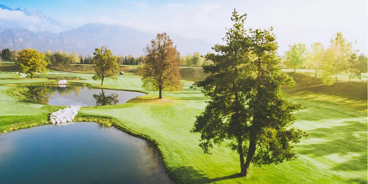 Golf Venue, The Royal Bled, Prestigious Venues
