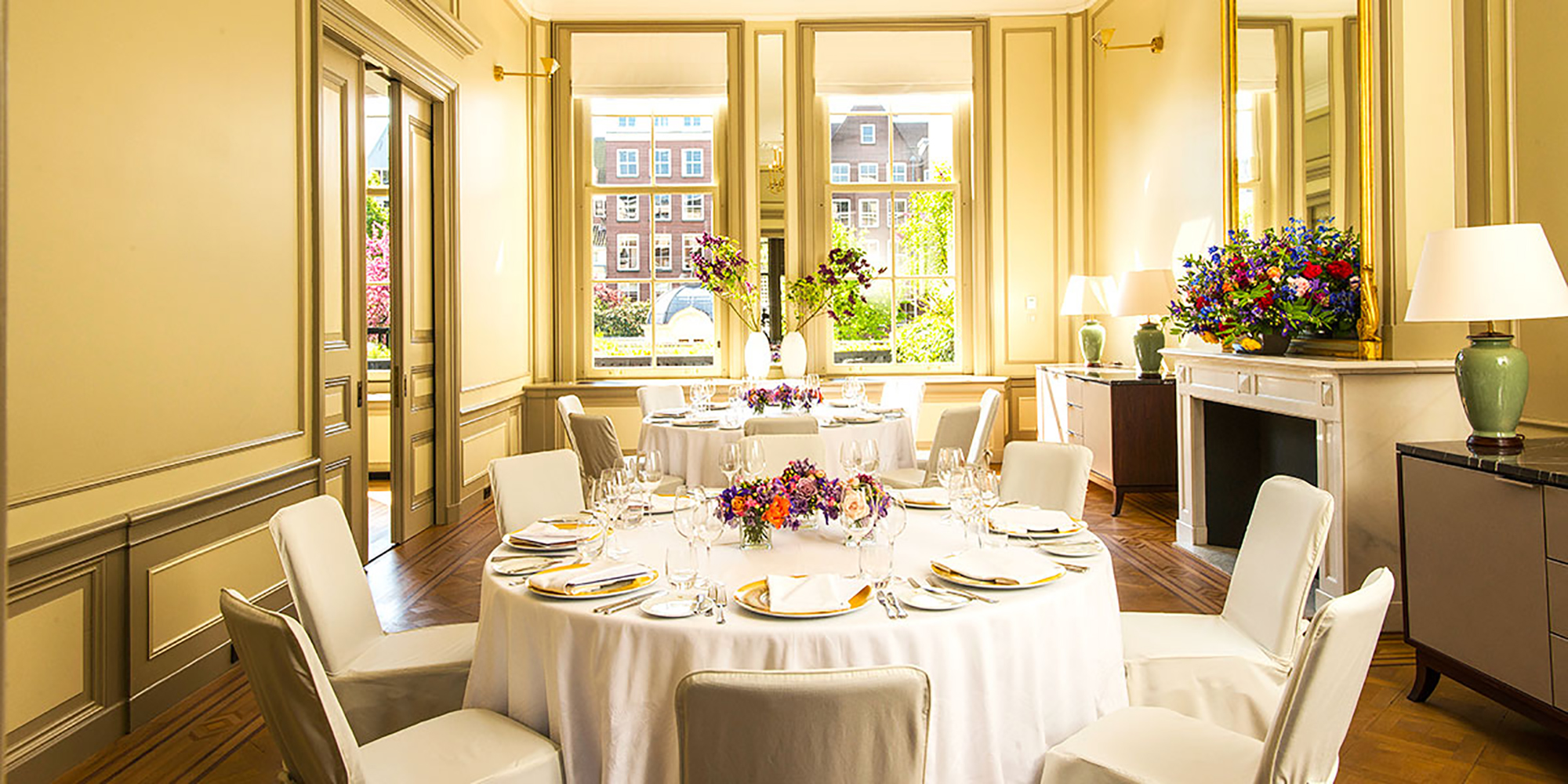 Huygens Room, Waldorf Astoria Amsterdam, Prestigious Venues