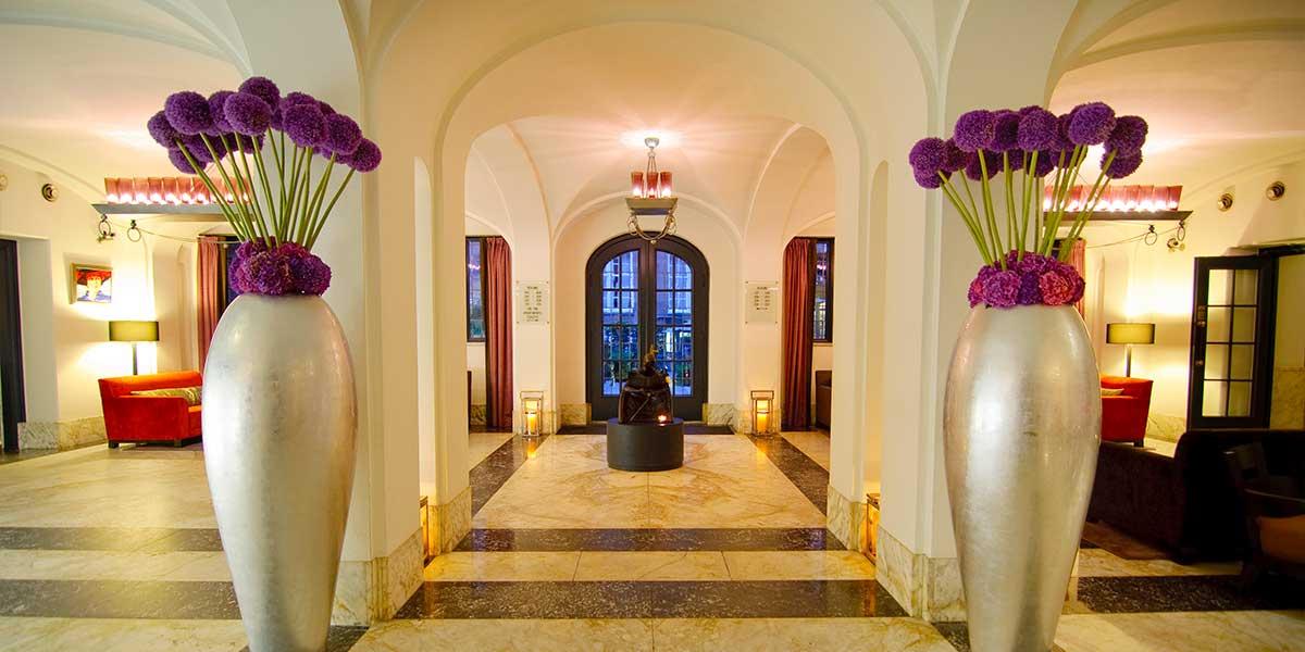 Lobby Entrance, Sofitel Legend The Grand Amsterdam, Prestigious Venues