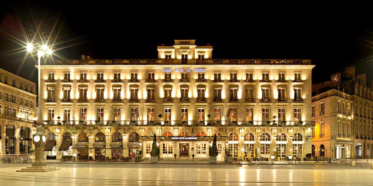 Luxury Hotel Venue, Intercontinental Bordeaux Le Grand, Prestigious Venues