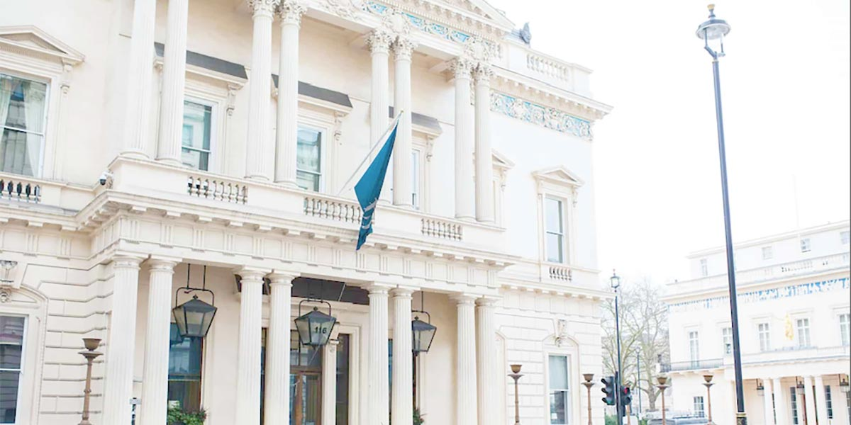 Members Club Venue, 116 Pall Mall, Prestigious Venues
